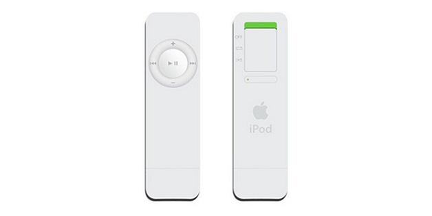 Cái chết của iPod shuffle đặt dấu chấm hết cho kỷ nguyên nút bấm vật lý