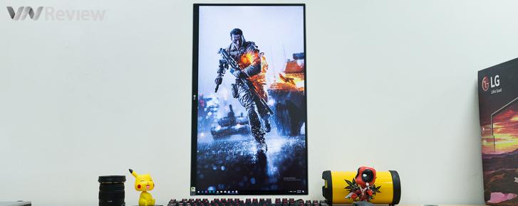 Đánh giá LG 27UD69P: màn hình 4K chuyên nghiệp cho dân thiết kế
