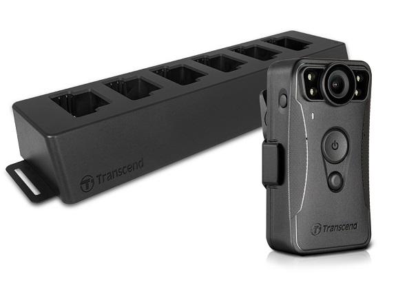 Transcend ra mắt máy quay đeo trên người DrivePro Body 30 cho cảnh sát