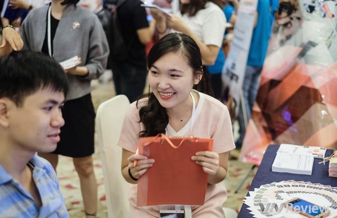 Ngày hội việc làm Tech Expo 2017 sắp diễn ra tại Hà Nội và TP.HCM