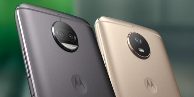 Moto G5S và G5S Plus chính thức: Bản nâng cấp về camera