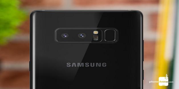 """Galaxy Note 8 có thể là phablet """"cao lớn"""" nhất thị trường?"""