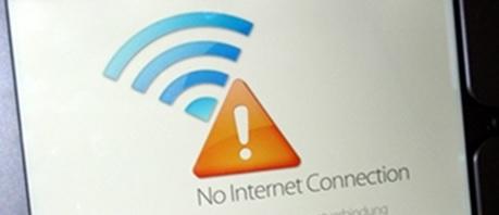 Lỗi chấm than vàng no internet access, làm thế nào khắc phục?