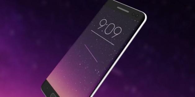 Cả màn hình Galaxy S9, Galaxy S9+ đều sử dụng màn hình cảm biến in-cell