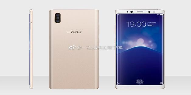 Vivo Xplay 7 sẽ là chiếc smartphone đầu tiên tích hợp cảm biến vân tay vào màn hình
