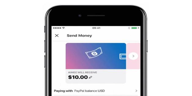 Người dùng Skype đã có thể gửi tiền khi chat qua PayPal