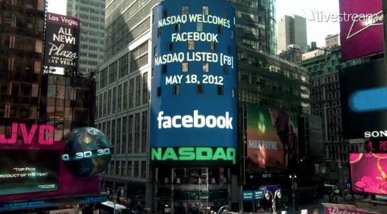 IPO Facebook lớn thứ ba trong lịch sử