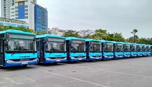 Hà Nội thay thế nhiều xe buýt với các tiện ích mới, wifi miễn phí