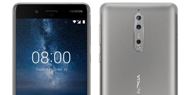 Nokia 8 có thể dùng Snapdragon 835, RAM 4GB, Android 8.0