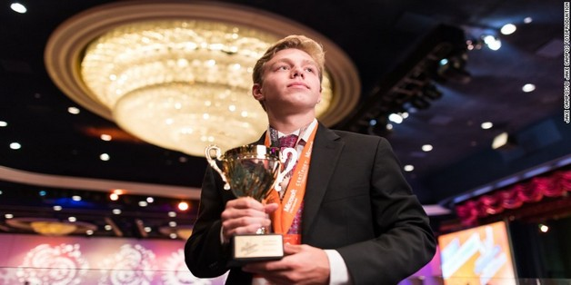 Teen Mỹ thắng 10.000 USD trong cuộc thi Excel toàn cầu