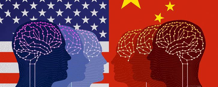 """Trung Quốc ôm mộng qua mặt Mỹ để giành ngôi """"siêu cường quốc AI"""""""