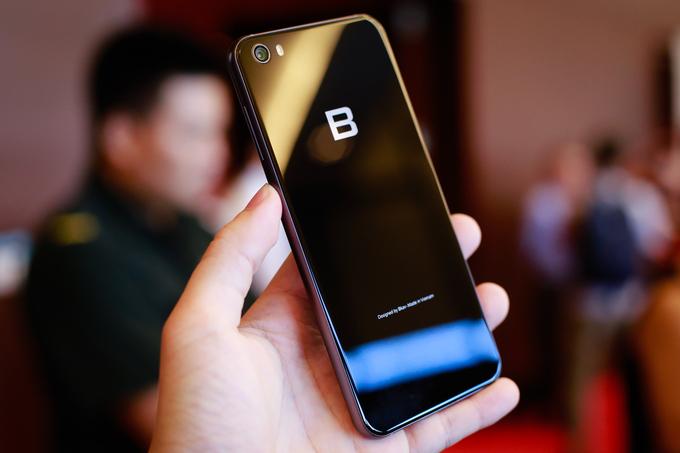Bphone 2017 bắt đầu xuất hiện trên quảng cáo truyền hình