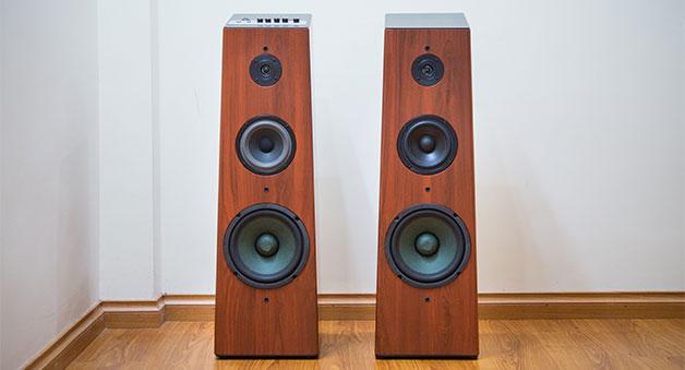 Đánh giá GoldSound W360: loa cây, chuyên dụng cho karaoke gia đình