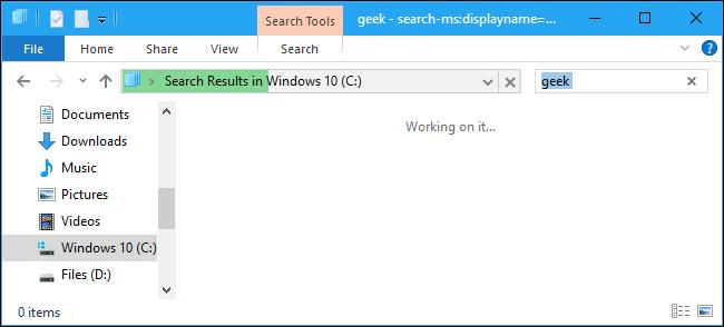 3 cách tìm kiếm file nhanh hơn trên Windows 10