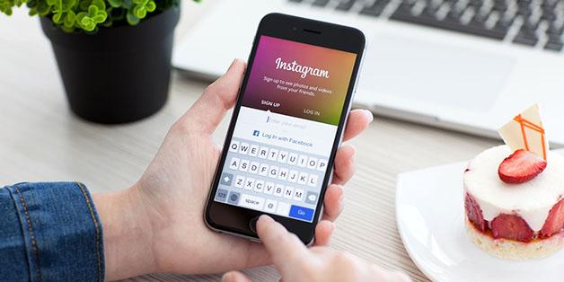 Xem Instagram có thể biết sức khỏe tinh thần của người dùng