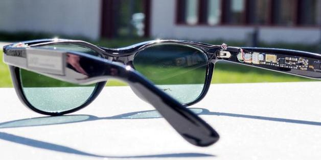 Phát minh kính râm tạo ra điện năng từ ánh sáng mặt trời