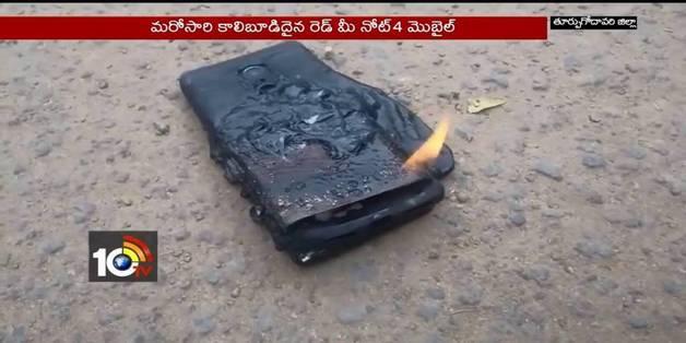 Redmi Note 4 bất ngờ phát nổ, người dùng bị bỏng đùi