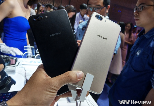 Asanzo ra mắt bộ đôi smartphone Z5 và S5, giá từ 3 triệu đồng