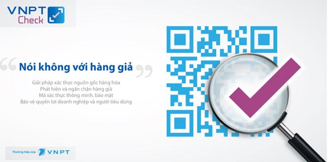 VNPT giới thiệu ứng dụng phân biệt hàng giả, hàng nhái