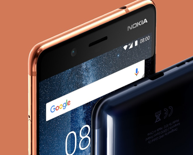 Nokia chính thức ra mắt với camera kép Zeiss, chip Snapdragon 835