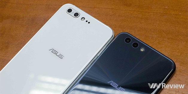 Thông số và cấu hình chính thức của Asus Zenfone 4 Pro