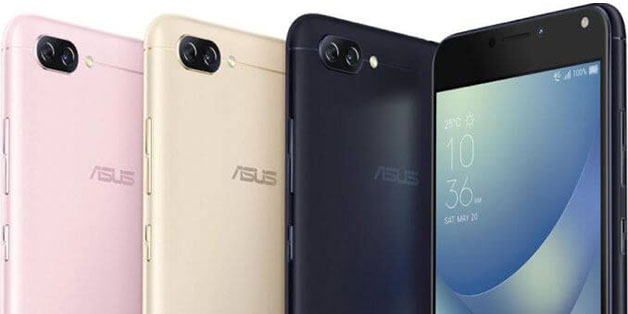 Thông số và cấu hình chính thức của Asus Zenfone 4 Max Pro