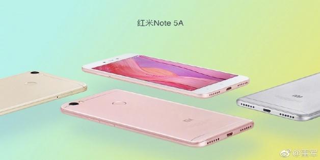 Sếp Xiaomi xác nhận Redmi Note 5A ra mắt vào 21/8