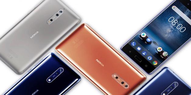HMD gợi ý về một smartphone có màn hình lớn hơn Nokia 8