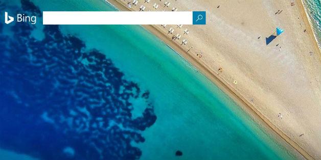 Vì sao Microsoft phải vội vã photoshop bức ảnh đặt làm trang chủ Bing.com