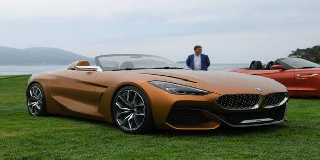Ý tưởng BMW Z4 mui trần sang trọng đầy mê hoặc