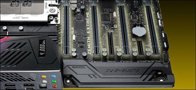 Tại sao cổng PCI Express lại có các kích cỡ khác nhau?