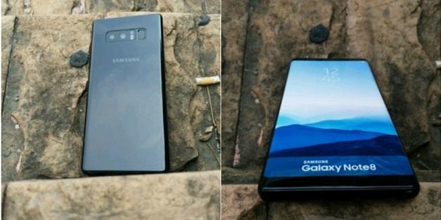 Phiên bản Galaxy Note 8 cao cấp nhất có giá đến 1.200 USD?