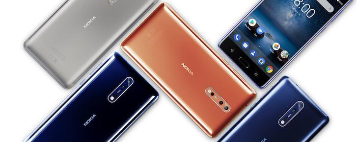 Nếu không phải vì thương hiệu Nokia, sẽ chẳng ai đoái hoài đến Nokia 8
