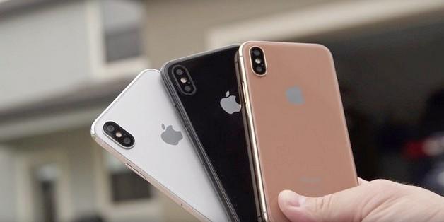 """Công nghệ nhận diện khuôn mặt 3D trên iPhone 8 sẽ """"tốt nhất trên thị trường"""""""