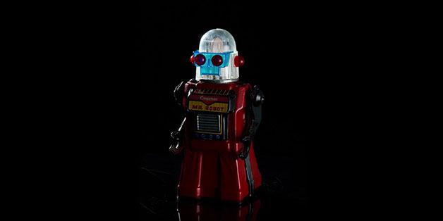 Robot đã có khả năng tự sửa chữa chính mình