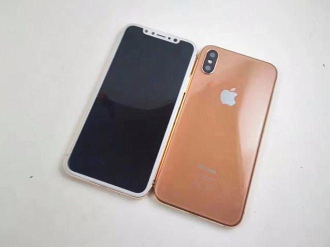 """iPhone 8 vẫn theo """"công thức chiến thắng"""": Hoàn thiện ý tưởng tốt nhất của đối thủ - 202147"""