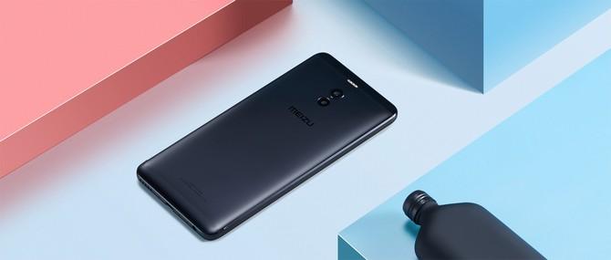 Meizu M6 Note ra mắt: Snapdragon 625, camera kép 12MP