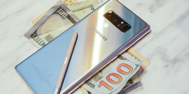 Samsung sẽ giảm giá Note 8 tới 425 USD cho người dùng Note7