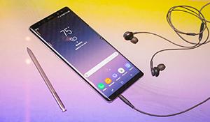Thông số và cấu hình chính thức Samsung Galaxy Note 8