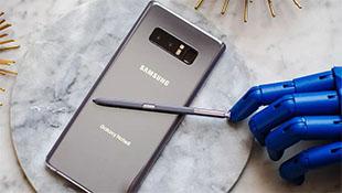 Galaxy Note8 có giá 23 triệu tại Việt Nam, cuối tháng 9 mới có hàng