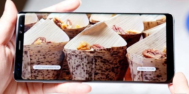 Loạt ảnh thực tế chụp từ camera kép 12MP của Galaxy Note 8