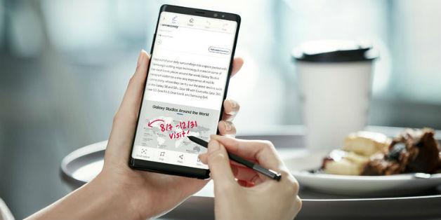 Samsung thuê thêm công ty tư vấn kiểm tra an toàn pin cho Galaxy Note 8