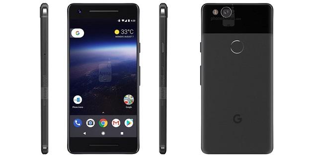 Google sẽ ra mắt Pixel 2 vào 5/10, dùng vi xử lý Snapdragon 836?