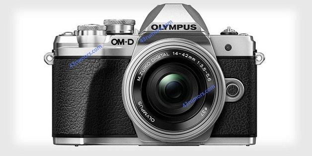 Máy ảnh mirrorless Olympus OM-D E-M10 III lộ thông số