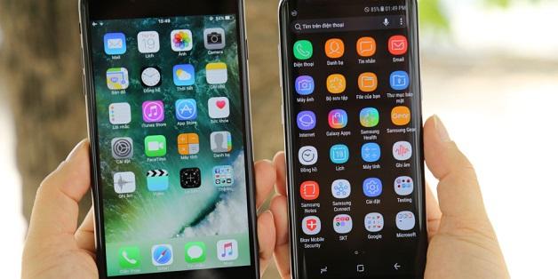 Hơn 87% smartphone bán ra trong quý 2 chạy Android
