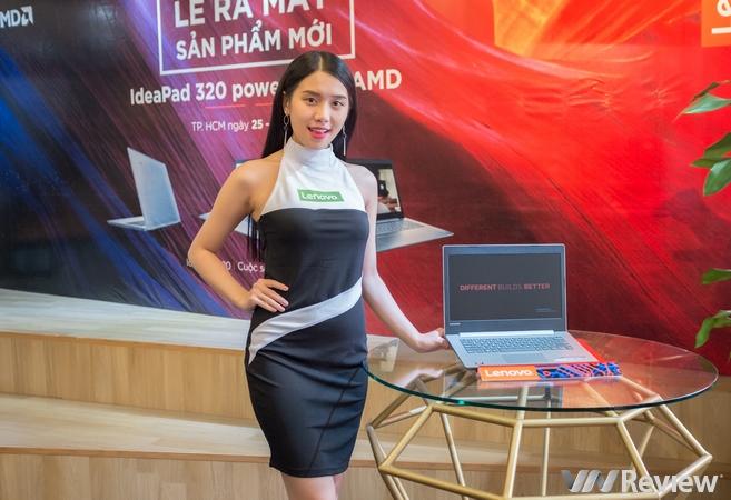 Lenovo IdeaPad 320 dùng chip AMD, màn Full HD, HDD 1TB, giá 8,5 triệu đồng