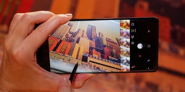 4 thứ của Samsung Galaxy Note 8 hiện không thể làm trên Galaxy S8