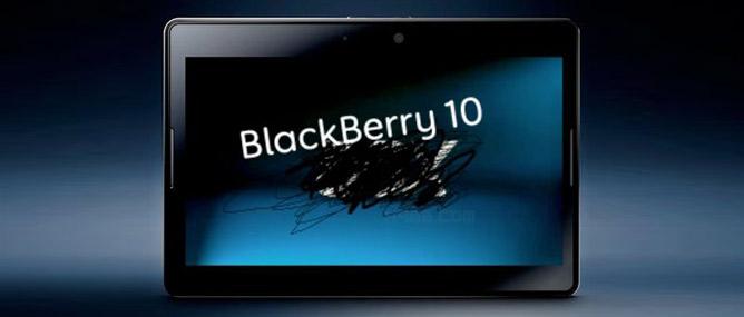 BlackBerry PlayBook sẽ được cập nhật BB10