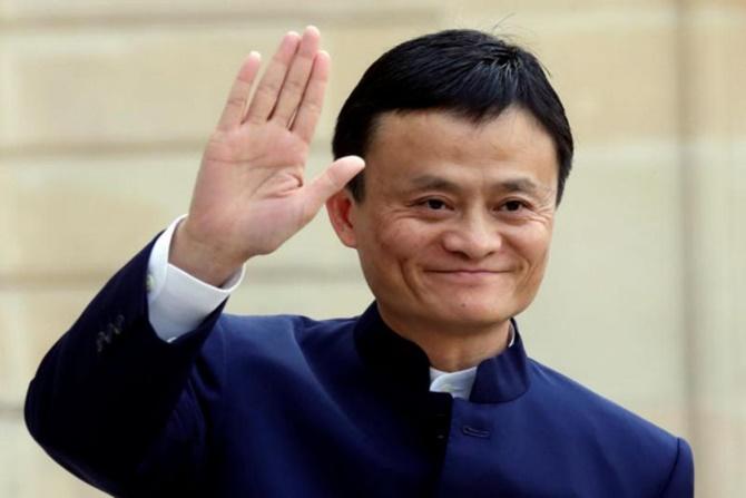 Jack Ma muốn giúp Hong Kong trở thành một xã hội không có tiền mặt