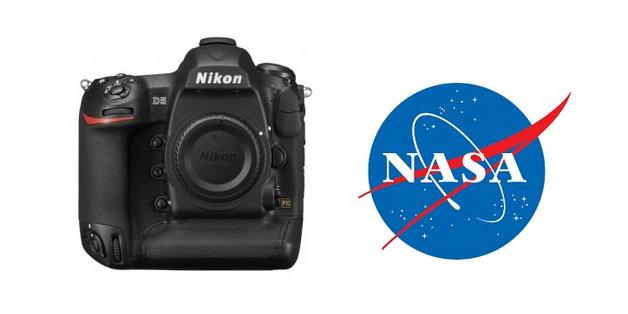 NASA chi 340.000 USD để đặt hàng 53 máy ảnh Nikon D5